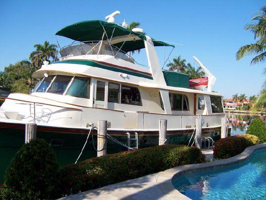 Used Hatteras Long Range Cruiser Motor Yacht For Sale