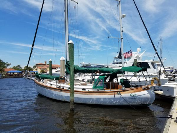 Used Hans Christian Yachts 43 Ketch Sailboat For Sale