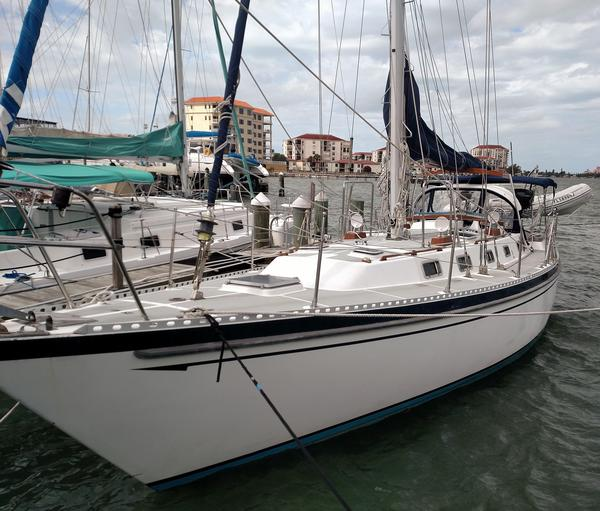 Used Tayana Vancouver 42 Center Cockpit Sailboat For Sale