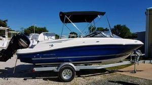 New Bayliner VR5 Outboard Deck Boat For Sale