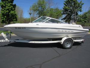 Used Maxum 1900 SR Other Boat For Sale