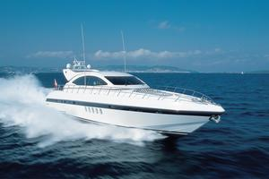 Used Overmarine-Mangusta Motor Yacht For Sale
