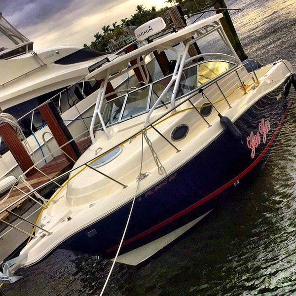 Used Striper Walk Around O/B YAMA Warrantys Center Console Fishing Boat For Sale