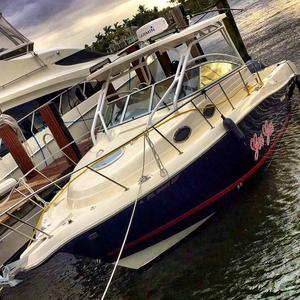 Used Striper Walk Around O/B YAMA Warrantys Center Console Fishing Boat For Sale