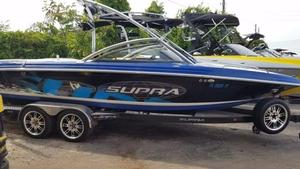 Used Supra Launch 22 SSV Ski and Wakeboard Boat For Sale