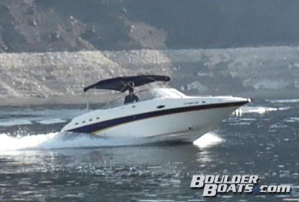 Used Ebbtide 2700 Cuddy Bow Rider Bowrider Boat For Sale
