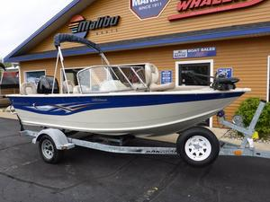 Used Smoker Craft Ultima 172 Freshwater Fishing Boat For Sale