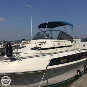 Used Carver Mariner 3297 Cruiser Boat For Sale