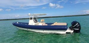Used Usmi Kevlar RIB Inflatable Boat For Sale
