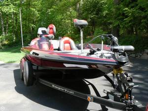 Used Ranger Boats 188 VX Bass Boat For Sale