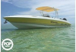 Used Scarab 35 Sport Center Console Fishing Boat For Sale