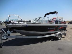 Used Starweld 18 Pro Aluminum Fishing Boat For Sale