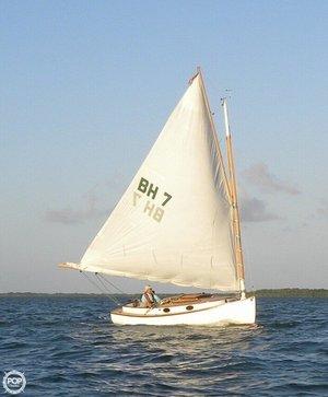 Used Marshall Sanderling 18 Daysailer Sailboat For Sale