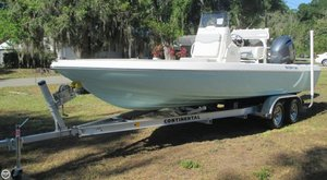 Used Skeeter SX-210 Center Console Fishing Boat For Sale