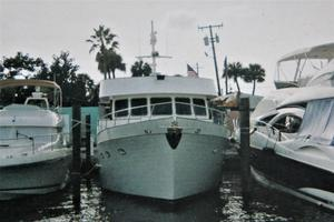 Used Defever Off Shore Pilothouse Cruise Ship Boat For Sale