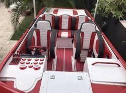 Used Jaws 33 Express Cruiser Boat For Sale