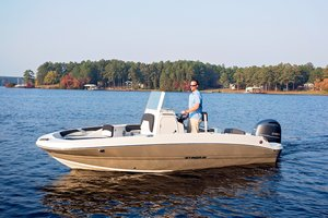 New Stingray Boats 206CC Center Console Fishing Boat For Sale