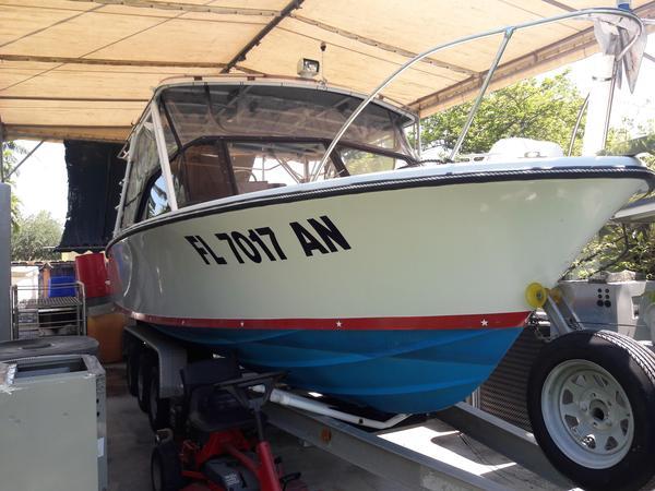 Used Bertram Sport Fisherman Commercial Boat For Sale