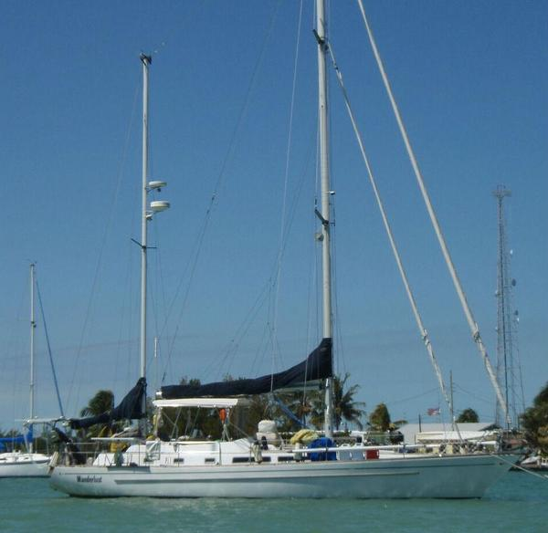 Used Ct Ta Chiao Cutter Rig Ketch Cutter Sailboat For Sale
