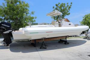 New Impetus 36 Rigid Sports Inflatable Boat For Sale