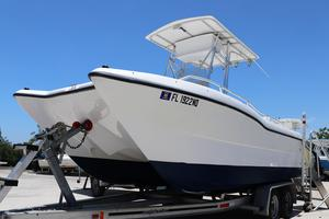 Used Prokat 2000 Center Console Power Catamaran Boat For Sale