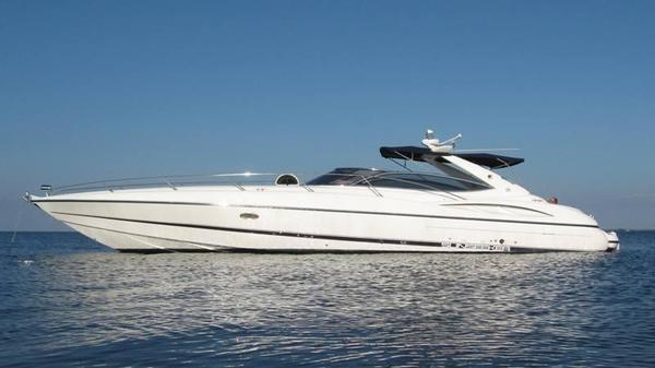 Used Sunseeker Superhawk Express Cruiser Boat For Sale