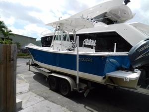 Used Regulator 26 Forward Seating Freshwater Fishing Boat For Sale