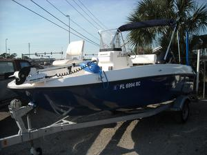 Used Bayliner Element Center Console Fishing Boat For Sale