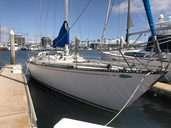 Used C & C Custom 43 Sloop Sailboat For Sale