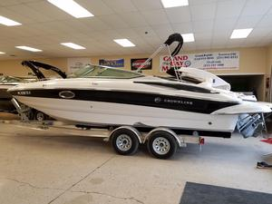 Used Crownline 240EX Bowrider Boat For Sale