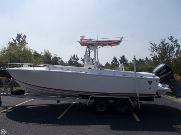 Used Thunderbird/formula F233C Center Console Fishing Boat For Sale