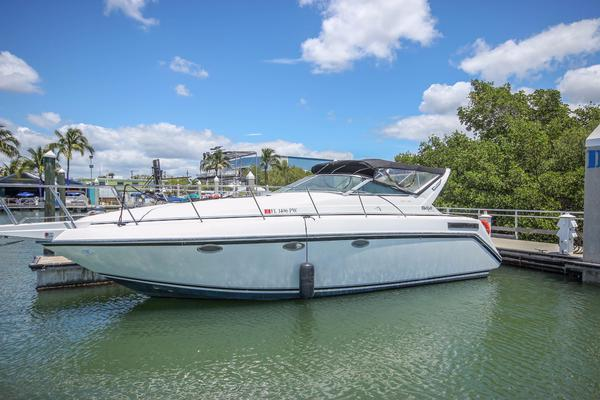 Used Baja 340 Motoryacht Express Cruiser Boat For Sale