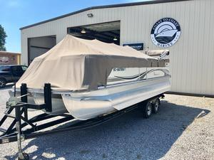 Used Bennington 2275RL Pontoon Boat For Sale