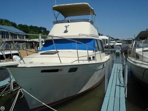 Used Bayliner Explorer Flybridge 3270 Aft Cabin Boat For Sale