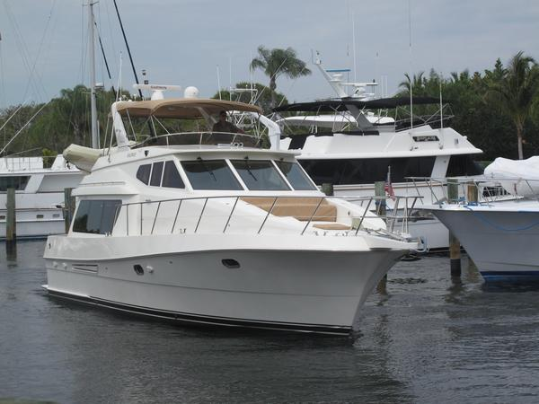 2000 used mckinna 48 pilothouse motor yacht for sale for Palm beach motor yachts for sale
