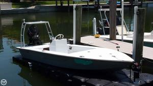 Used Skimmer Skiff 14 Skiff Fishing Boat For Sale