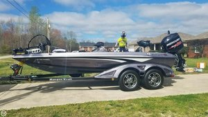 Used Ranger Boats Z518C Bass Boat For Sale