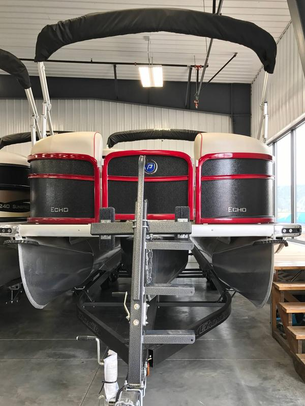 New Premier 250 Echo RF Pontoon Boat For Sale