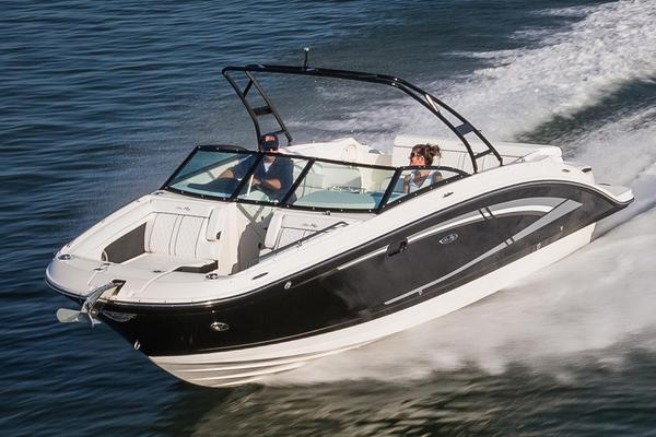 New Sea Ray 270 Sundeck Deck Boat For Sale