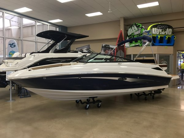 New Sea Ray 220 Sundeck220 Sundeck Bowrider Boat For Sale