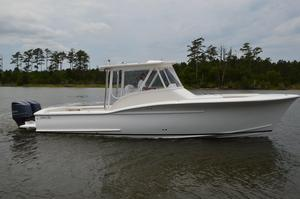 New Jarrett Bay 34 Walk Around Sports Fishing Boat For Sale
