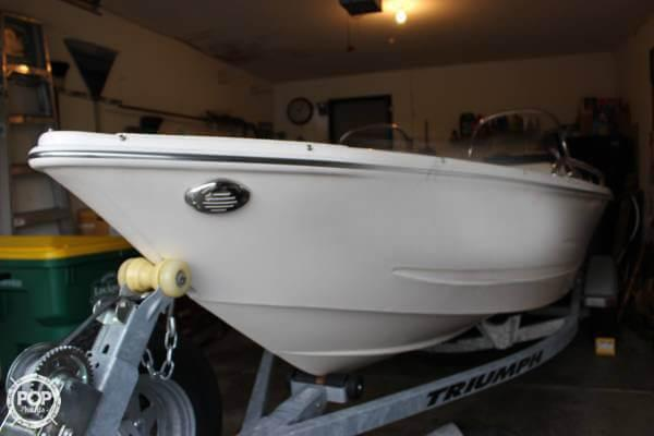 Used Triumph 170 Bowrider Boat For Sale