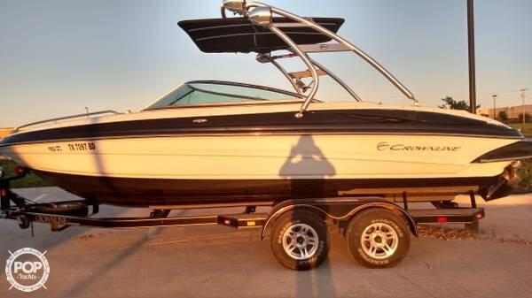 Used Crownline 230 LS Bowrider Boat For Sale