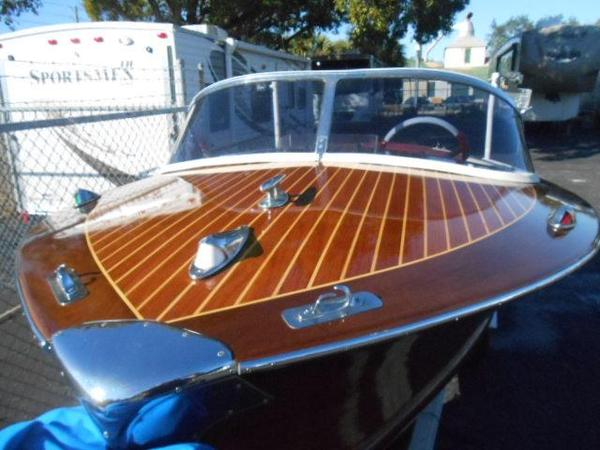 Used Arcangeli Super Jolly Antique and Classic Boat For Sale