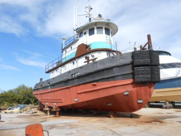 Used Houma Tug Boat For Sale