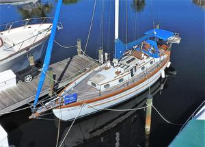 Used Ta Shing Baba 35 Cruiser Sailboat For Sale