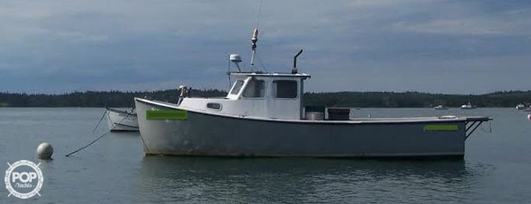 Used Rosborough 35 Lobster Boat Lobster Fishing Boat For Sale