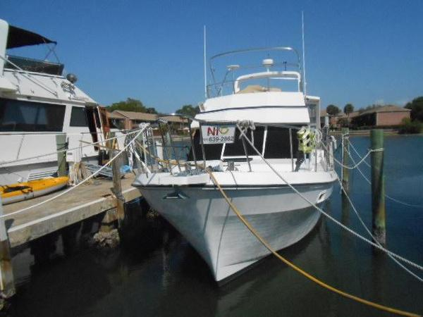 Used Present Aft Cabin Boat For Sale