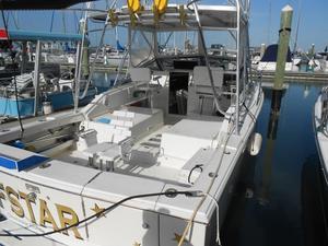 Used Blackfin Combi Cuddy Cabin Boat For Sale