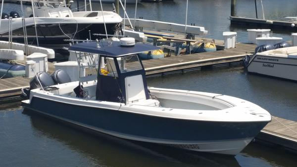 Used Contender 31 Open Sports Fishing Boat For Sale